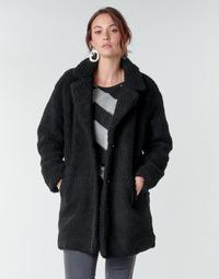 textil Mujer Abrigos Only ONLAURELIA Negro