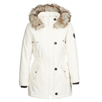 textil Mujer Parkas Only ONLIRIS Blanco