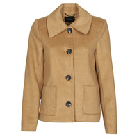 textil Mujer Abrigos Only ONLALLY Camel