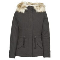 textil Mujer Parkas Only ONLNEW LUCCA Negro