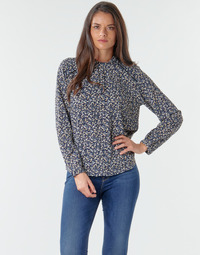textil Mujer Tops / Blusas Only ONLNEW MALLORY Marino