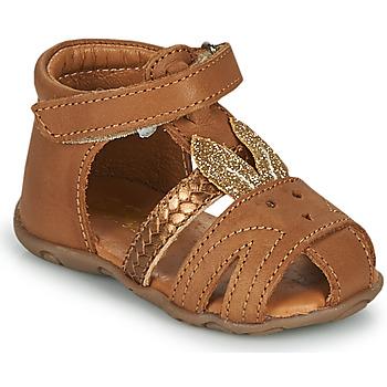 Zapatos Niña Sandalias GBB FADIA Marrón