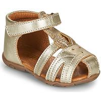 Zapatos Niña Sandalias GBB FADIA Oro