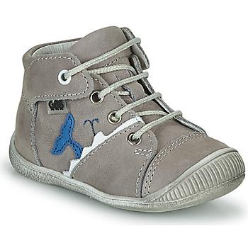 Zapatos Niño Zapatillas altas GBB ABRICO Gris