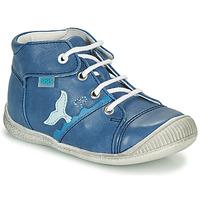 Zapatos Niño Zapatillas altas GBB ABRICO Azul