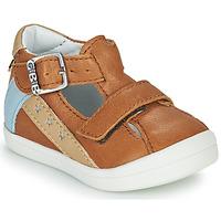 Zapatos Niño Sandalias GBB BERNOU Cognac