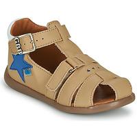 Zapatos Niño Sandalias GBB GARDOU Beige