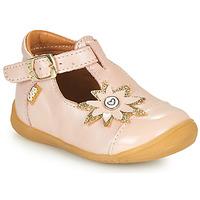 Zapatos Niña Bailarinas-manoletinas GBB EFIRA Rosa