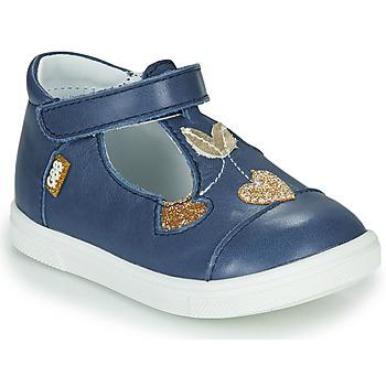 Zapatos Niña Bailarinas-manoletinas GBB EMILA Azul