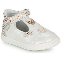 Zapatos Niña Bailarinas-manoletinas GBB EMILA Blanco