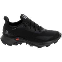 Zapatos Zapatillas bajas Salomon Alphacross Blast GTX Noir Negro