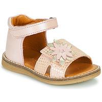 Zapatos Niña Sandalias GBB SATIA Rosa