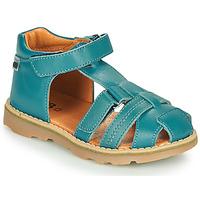 Zapatos Niño Sandalias GBB MITRI Azul