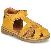 Zapatos Niño Sandalias GBB MITRI Amarillo