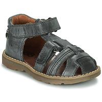 Zapatos Niño Sandalias GBB SEVILLOU Gris