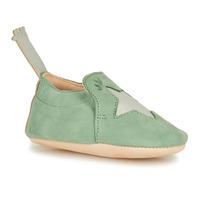 Zapatos Niños Pantuflas Easy Peasy BLUMOO ETOILE Verde