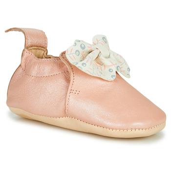 Zapatos Niña Pantuflas Easy Peasy BLUMOO NOEUD Rosa