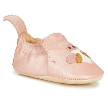 Zapatos Niña Pantuflas Easy Peasy BLUMOO ABEILLE Rosa