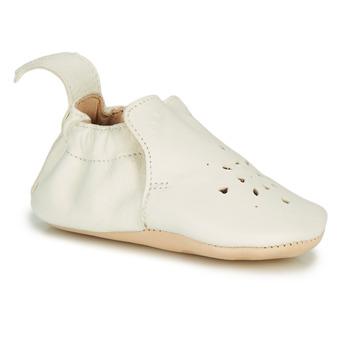 Zapatos Niña Pantuflas Easy Peasy BLUMOO PERFOS Blanco