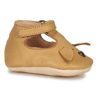 Zapatos Niños Pantuflas Easy Peasy LOULOU CHIEN Marrón