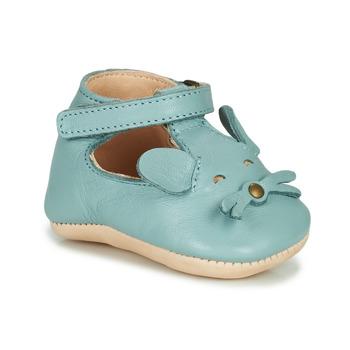 Zapatos Niños Pantuflas Easy Peasy LOULOU MOUSE Azul