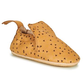Zapatos Niños Pantuflas Easy Peasy BLUBLU Cognac