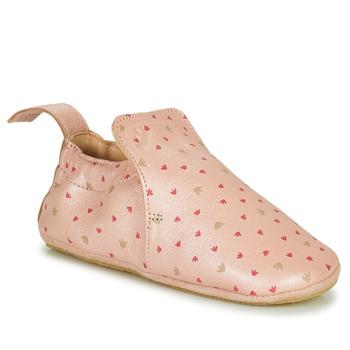 Zapatos Niña Pantuflas Easy Peasy BLUBLU Rosa