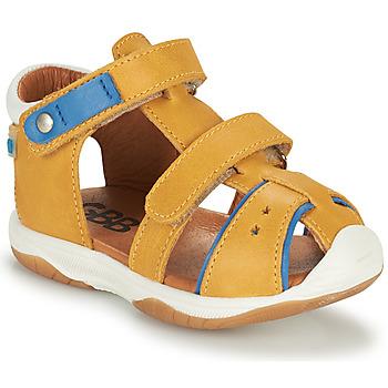 Zapatos Niño Sandalias GBB EUZAK Naranja