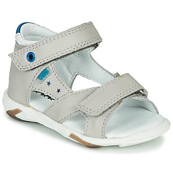 Zapatos Niño Sandalias GBB OBELO Gris