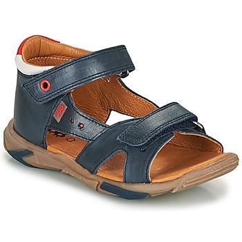 Zapatos Niño Sandalias GBB OBELO Azul