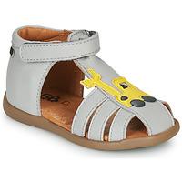 Zapatos Niño Sandalias GBB TULIO Gris