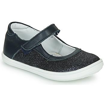 Zapatos Niña Bailarinas-manoletinas GBB PLACIDA Marino