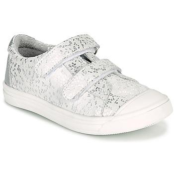 Zapatos Niña Zapatillas bajas GBB NOELLA Blanco