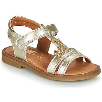 Zapatos Niña Sandalias GBB MURIA Oro