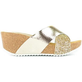 Zapatos Mujer Zuecos (Mules) Oh!! Isabella Lecco 534