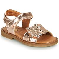 Zapatos Niña Sandalias GBB UPPLA Rosa / Gold