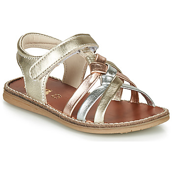 Zapatos Niña Sandalias GBB SUMY Oro