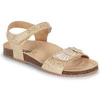 Zapatos Niña Sandalias GBB FAZZI Oro