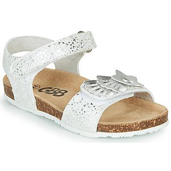 Zapatos Niña Sandalias GBB FAZZI Plata
