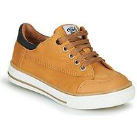 Zapatos Niño Zapatillas bajas GBB ETIO Cognac