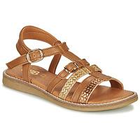 Zapatos Niña Sandalias GBB OLALA Marrón