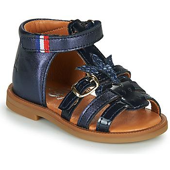Zapatos Niña Sandalias GBB PAULETTE Marino