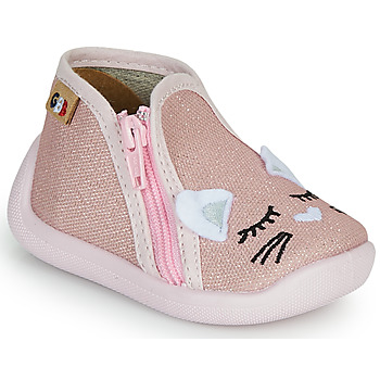 Zapatos Niña Pantuflas GBB APOLA Rosa