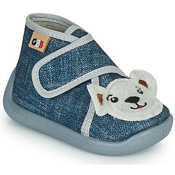 Zapatos Niño Pantuflas GBB APOSTIS Azul