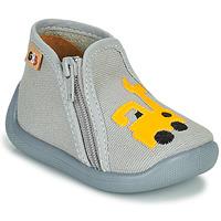 Zapatos Niña Pantuflas GBB APOMO Gris