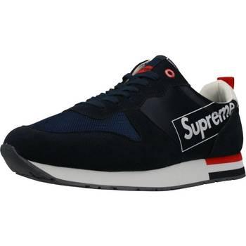 Zapatos Hombre Zapatillas bajas Supreme 027001 Azul