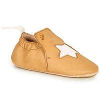 Zapatos Niños Pantuflas Easy Peasy BLUBLU ETOILE Cognac