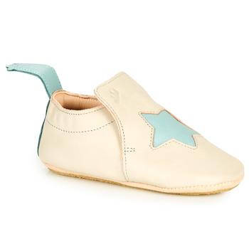 Zapatos Niños Pantuflas Easy Peasy BLUBLU ETOILE Beige