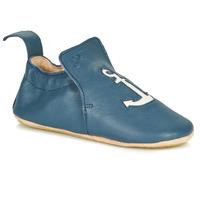 Zapatos Niños Pantuflas Easy Peasy BLUBLU ANCRE Azul