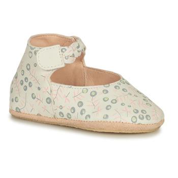 Zapatos Niños Pantuflas Easy Peasy BLUBLU DANCE Blanco